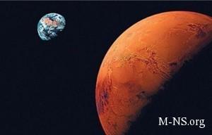 Vremya Marsa krasnaya planeta priblijaetsya k Zemle