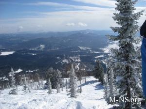 Гора Мустаг – «швейцарские Альпы» России