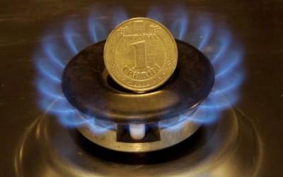 S 1 maia v Uqraine vy`rastet tol`qo sotcial`naia cena na gaz