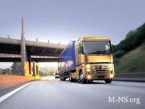 Особенности грузовых перевозок в России
