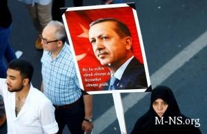 Godovshchina putcha v Turtcii E`rdogan poobeshchal otrubit` golovy predateliam