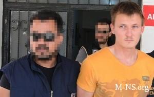 V Turtcii zaderzhan rossiianin, qotory`i` hotel sbit` samolet SSHA