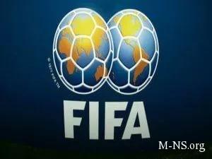 Украина в рейтинге ФИФА